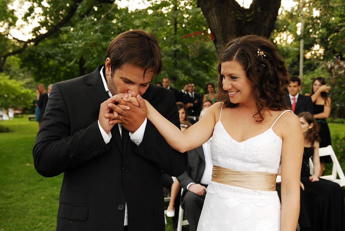 Fotografías ceremonia de casamiento por Tao's Foto - Video